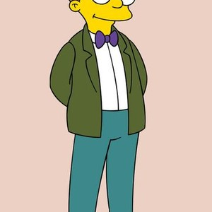 Waylon Smithers is voiced by Harry Shearer