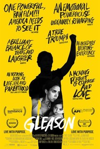 Gleason movie poster