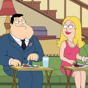 American Dad (target for inaccurate feed data): Season 5