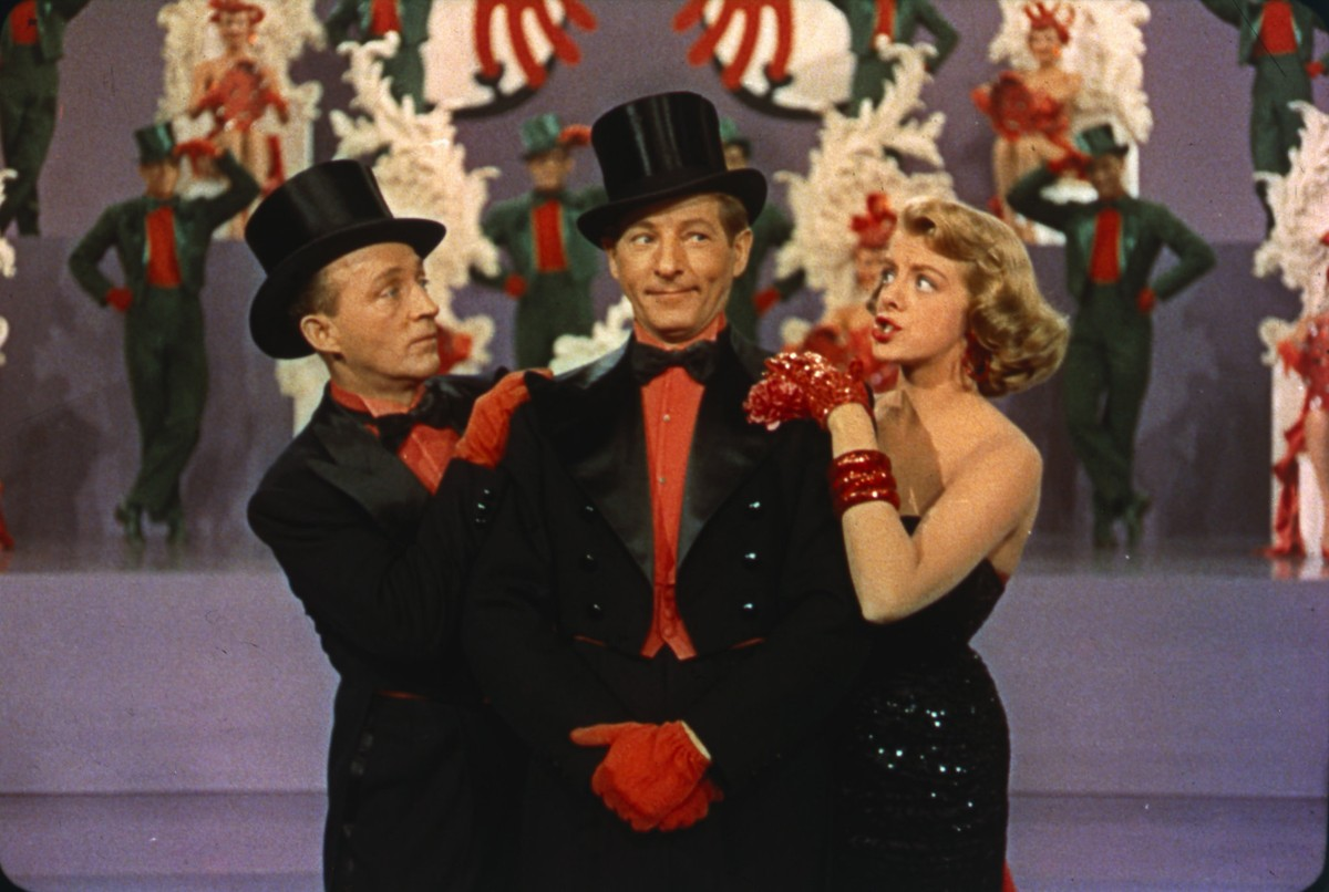 white christmas 1954 rotten tomatoes - How Old Was Bing Crosby In White Christmas