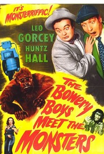 The Bowery Boys Meet the Monsters