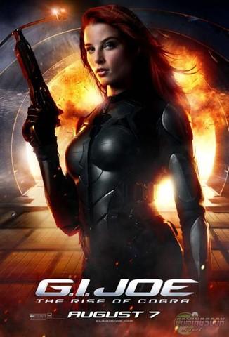 G.I. Joe Rise of Cobra.