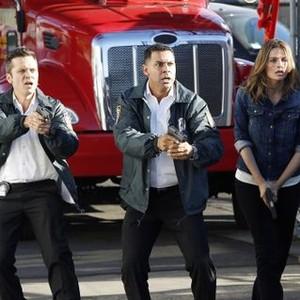 Castle, Season 7: Seamus Dever, Jon Huertas, Stana Katic