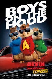 Alvin and the Chipmunks: The Road Chip