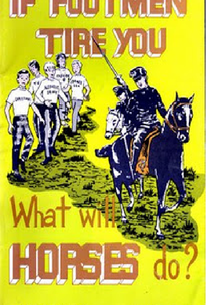 If Footmen Tire You, What Will Horses Do