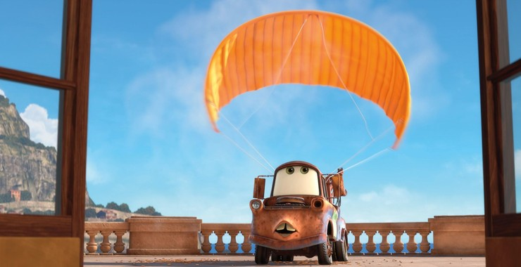 Cars 2 2011 Rotten Tomatoes