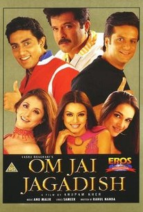 Om Jai Jagadish 2002 Hindi 480p HDRip 500MB MKV