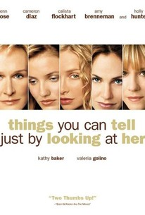 Things You Can Tell Just by Looking at Her