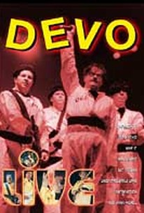 DEVO - Live