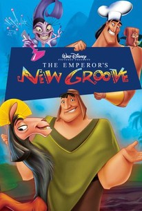 The Emperor's New Groove (2000) - Rotten Tomatoes