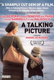 A Talking Picture (Um Filme Falado)