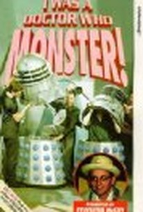 I Was a 'Doctor Who' Monster