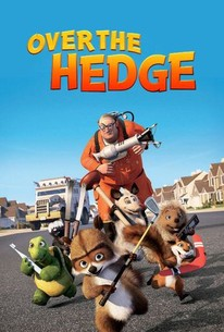 Over The Hedge 2006 Rotten Tomatoes