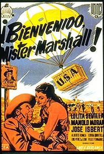 Welcome Mr. Marshall! (Bienvenido Mister Marshall)