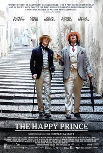 The Happy Prince (2018) - Rotten Tomatoes