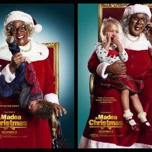 Madeas Christmas.Tyler Perry S A Madea Christmas Pictures Rotten Tomatoes