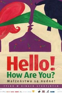 Hello! How Are You? (Buna! Ce faci?)