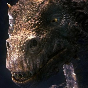 The Great Dragon is voiced by John Hurt