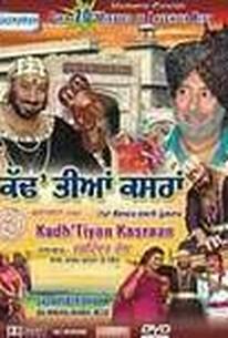 Chhankata: Kadh Tiyan Kasraan