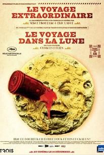 Le Voyage Extraordinaire / Le Voyage Dans La Lune