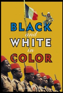 Noirs et Blancs en Couleur (Black and White in Color)