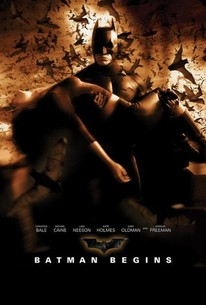 Batman Begins - Movie Quotes - Rotten Tomatoes