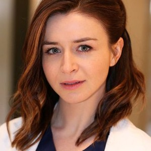 Caterina Scorsone as Amelia Shepherd