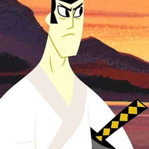 Samurai Jack is voiced by Phil LaMarr