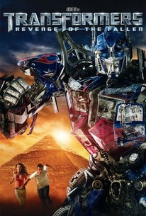 Transformers: Revenge of the Fallen (2009) - Rotten Tomatoes