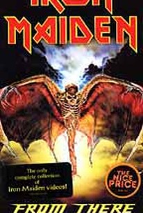 Iron Maiden - From There to Eternity