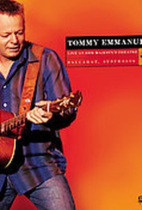 Tommy Emmanuel - Live at Her Majesty's Theater