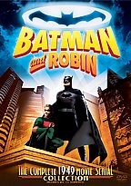 Batman and Robin - The Serial Collection