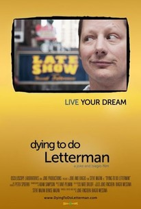 Dying To Do Letterman
