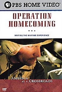 America At A Crossroads: Operation Homecoming: Writing The Wartime Experience