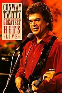 Conway Twitty - Greatest Hits Live