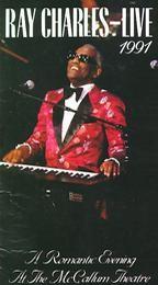 Ray Charles - Live 1991