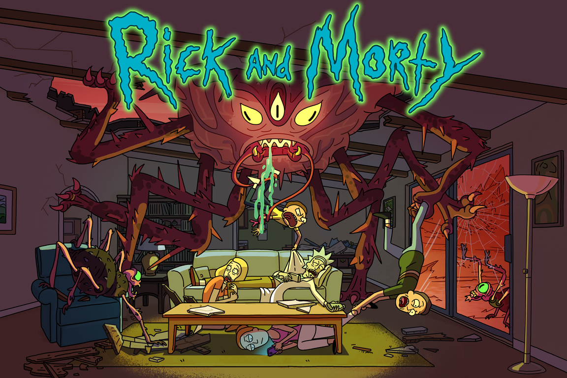 rick and morty s03e01 onitube