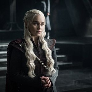 Emilia Clarke as Daenerys Targaryen (Helen Sloan/HBO)