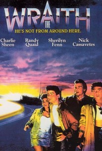 The Wraith 1986 Rotten Tomatoes