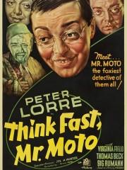 Think Fast, Mr. Moto