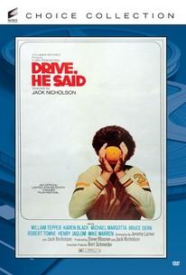 Drive, He Said