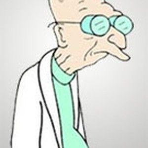 Professor Hubert Farnsworth is voiced by Billy West