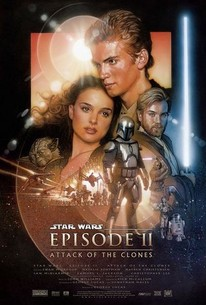 Star Wars Episode Ii Attack Of The Clones Movie Quotes Rotten