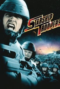 Starship Troopers 1997 Rotten Tomatoes