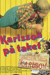 Världens bästa Karlsson (Karlsson on the Roof)