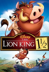 The Lion King 1 1/2 (2004) - Rotten Tomatoes