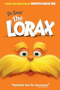 Dr Seuss' The Lorax