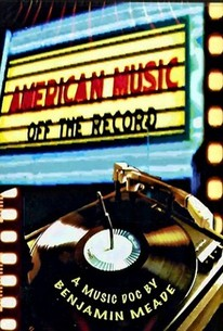 American Music: Off the Record