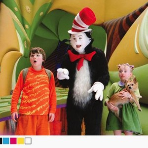 Dr. Seuss' The Cat in the Hat (2003) - Rotten Tomatoes