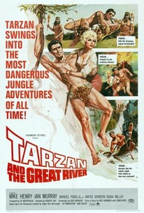 Tarzan and the Great River